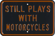 Still Plays Motorcycles Ande Rooney