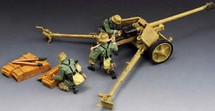 DAK PaK 40 Cannon