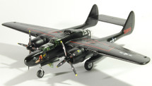 "P-61B Black Widow - Signature Version, ""Lady in the Dark"", Major Lee Kendall"
