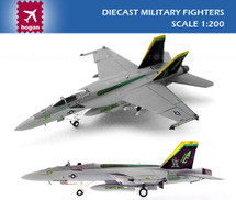 "F/A-18E US Navy VFA-105 ""Gunslingers"", CVW-3, NAS Oceana, AC 400"
