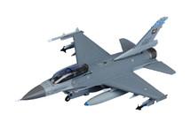 F-16B Blk 20 ROCAF ChiaYi AFB, 455th TFW, 23rd TFG, ROCAF Serial Number: 6815