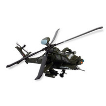 AH-64D Longbow Apache Display Model US Army