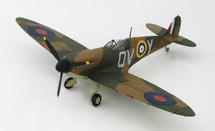 """Spitfire Mk.IIA - """"P7423/QV-Y,"""" Sub Lieutenant Blake, No. 19 Squadron"""