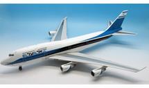 El Al Israel Airlines Boeing 747-458 4X-ELC