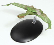 Klingon Bird-of-Prey Eaglemoss Collections - Star Trek Collection