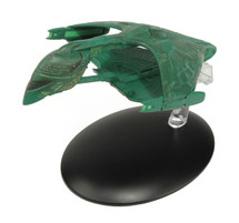 D'deridex-class Warbird Romulan Empire, w/Collector Magazine
