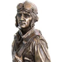 FLYBOY USN PILOT, PACIFIC WW II