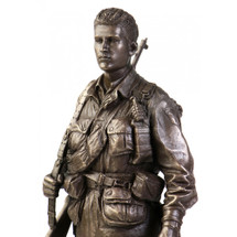 U.S. 101st PARATROOPER RAVENOVILLE, NORMANDY D-DAY