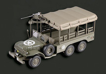 Dodge WC63 Cargo Truck 704th Tank Destroyer Battalion