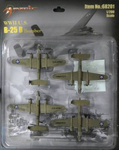B-25 Bomber WWII (Pre-Assembled)