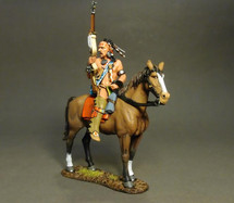 Mounted Indian B