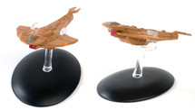 Galor-class Cruiser Cardassian Union, w/Collector Magazine