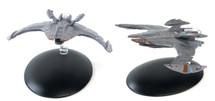 Jem'Hadar Battleship Jem'Hadar, w/Collector Magazine
