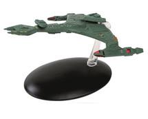 Vor'cha-class Attack Cruiser Klingon Empire, w/Collector Magazine