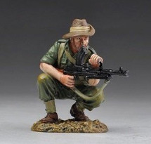 Allied Bren Gunner--single figure