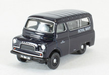 Bedford CA Minibus Royal Navy, 1950s-1960s