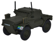 Dingo Scout Car British Army 8th King's Royal Irish Hussars