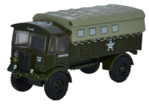 "AEC Matador Artillery Tractor åä""Gazala,"" 68th Medium Regiment, Royal Artillery, Normandy, 1944  1:148   Oxford Diecast   OX-NAEC008"