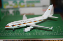 Luftwaffe Airbus A310, 10+21