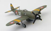 P-47D Thunderbolt 419698, French GCII/5 'Lafayette', Amberieu, France