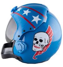 """Pilot Helmet """"VA-34 BLUE BLASTERS"""" Mini Helmet"""