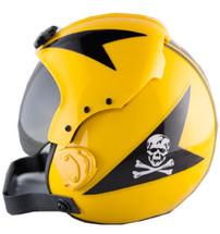 "Pilot Helmet ""VF-84 JOLLY ROGERS"" Mini Helmet"