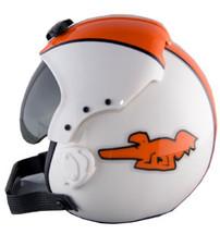 """Pilot Helmet """"VF-114 AARDVARKS"""" Mini Helmet"""