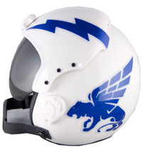 "Pilot Helmet ""VF-143 PUKIN' DOGS"" Mini Helmet"