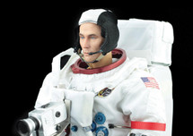 "Gene Cernan Figure, NASA, ""Apollo 17"""