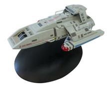 Danube-class Runabout Starfleet, USS Orinoco, w/Magazine