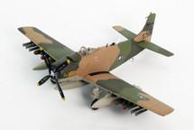 "A-1H Skyraider USAF 1st SOS, #139780 ""Firebird"", Robert Burke"
