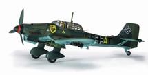 Ju 87B Stuka Luftwaffe 9./StG 51, G6+AT, Norrent-Fontes, France