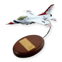 F-16 Thunderbirds Mastercraft Models