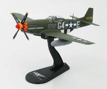 """P-51D Mustang """"414789,"""" """"Missouri Armada,"""" Captain J.B. England"""
