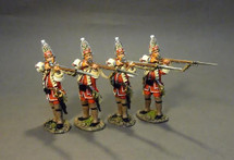 40th Regiment of Foot, Grenadiers, Set #1, Louisbourg Grenadiers