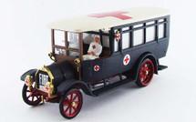 Fiat 18 BL - Italian Red Cross