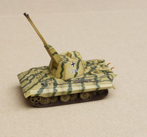 E-50 Standard Flakpanzer German Army, #514, Germany, 1945