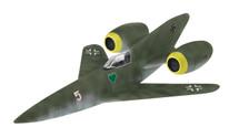 Ta 283 Luftwaffe, Germany, 1945