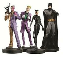 Batman 75th Anniversary Figure Set