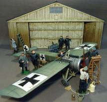 Fokker EIII, 246/16, Max Immelmann