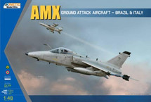 AMX Ground Attack Aircraft (Model Kit)