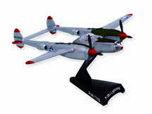 "P-38L Lightning USAAF 49th FG, #42-103993 ""Marge"", Richard Bong"