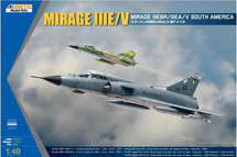 Mirage IIIE/V South America (Model Kit)