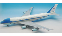 Air Force One USAF B747-200 VC-25A with Stand