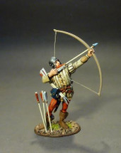 York Archer, THE BATTLE OF BOSWORTH FIELD 1485