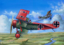 Fokker Dr. I (Model Kit)
