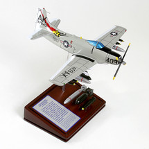 A-1H Skyraider USN