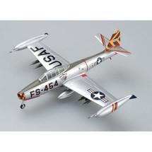 "F-84G Thunderjet USAF 58th FBG, ""Four Queens/OLIE"", Joe Davis"