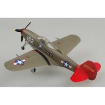P-39Q Airacobra USAAF 332nd FG, 100th FS Tuskegee Airmen
