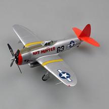 """P-47D Thunderbolt """"Rat Hunter"""""""